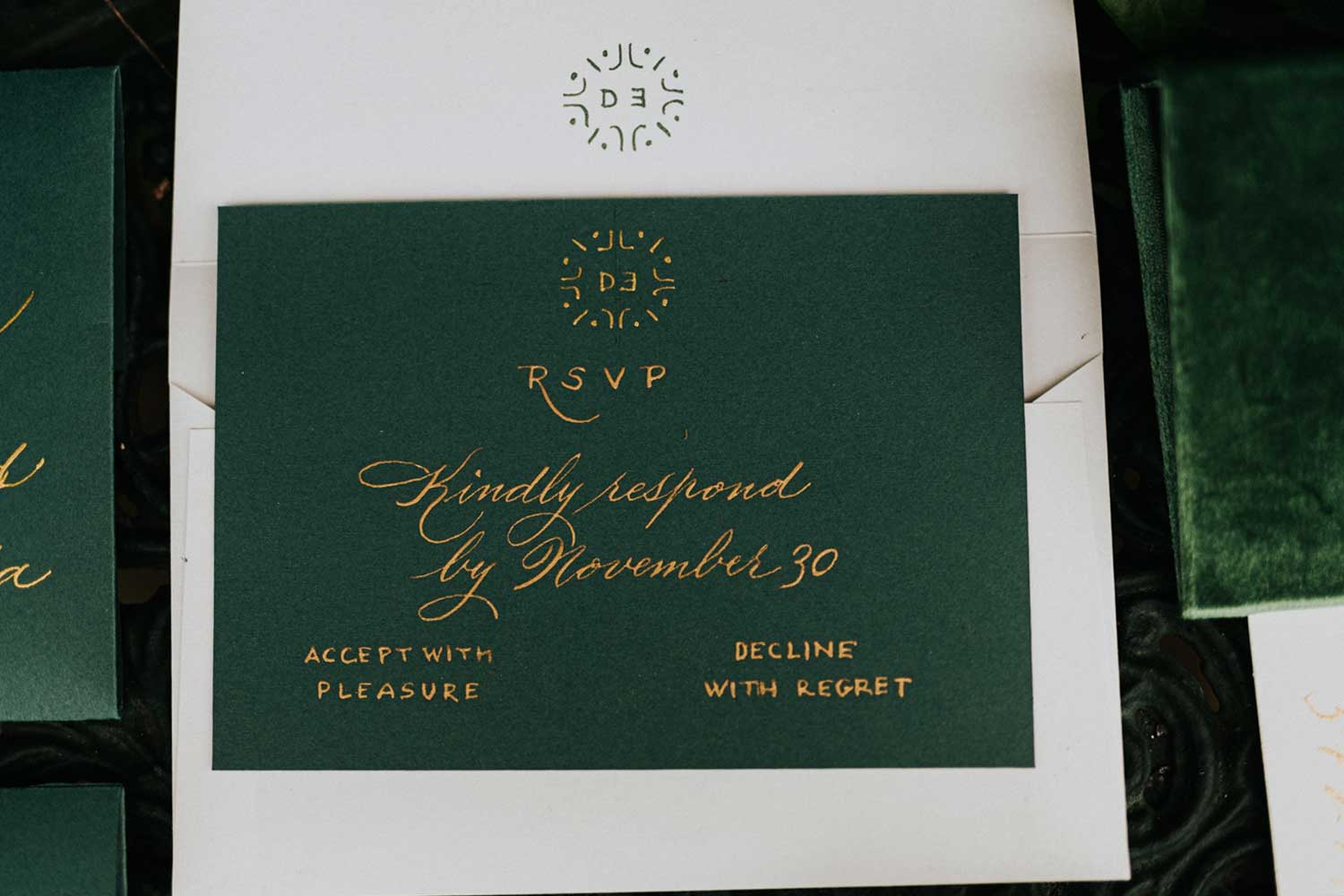 Sicilian Wedding Invitation 1